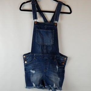 CP Overall Shorts Medium